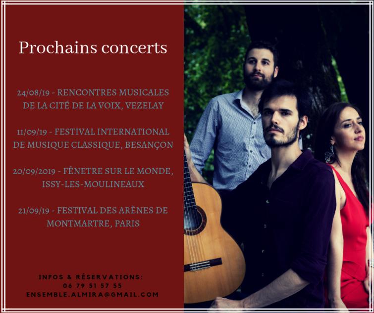 Prochains concerts 2019 (2)
